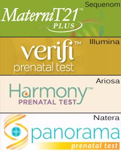 Dna Prenatal Screening Tests Maternit21 Verifi Harmony And